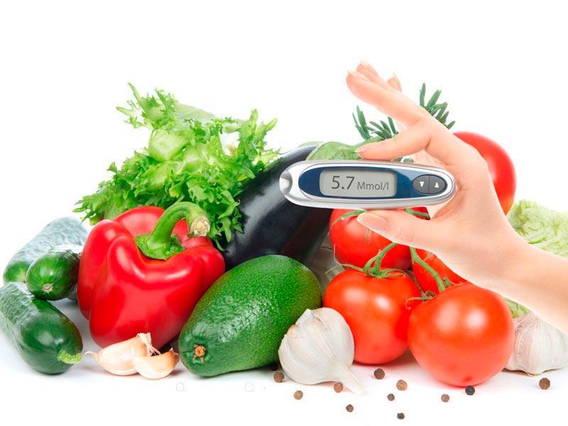 Веган - сахарный диабет